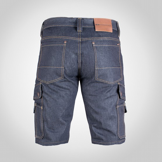 Shorts Dunderdon P60S Cordura denim 2