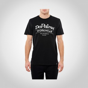 T-shirt DePalma Pony Boy Svart