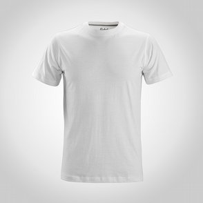 T-shirt Snickers 2502 Vit
